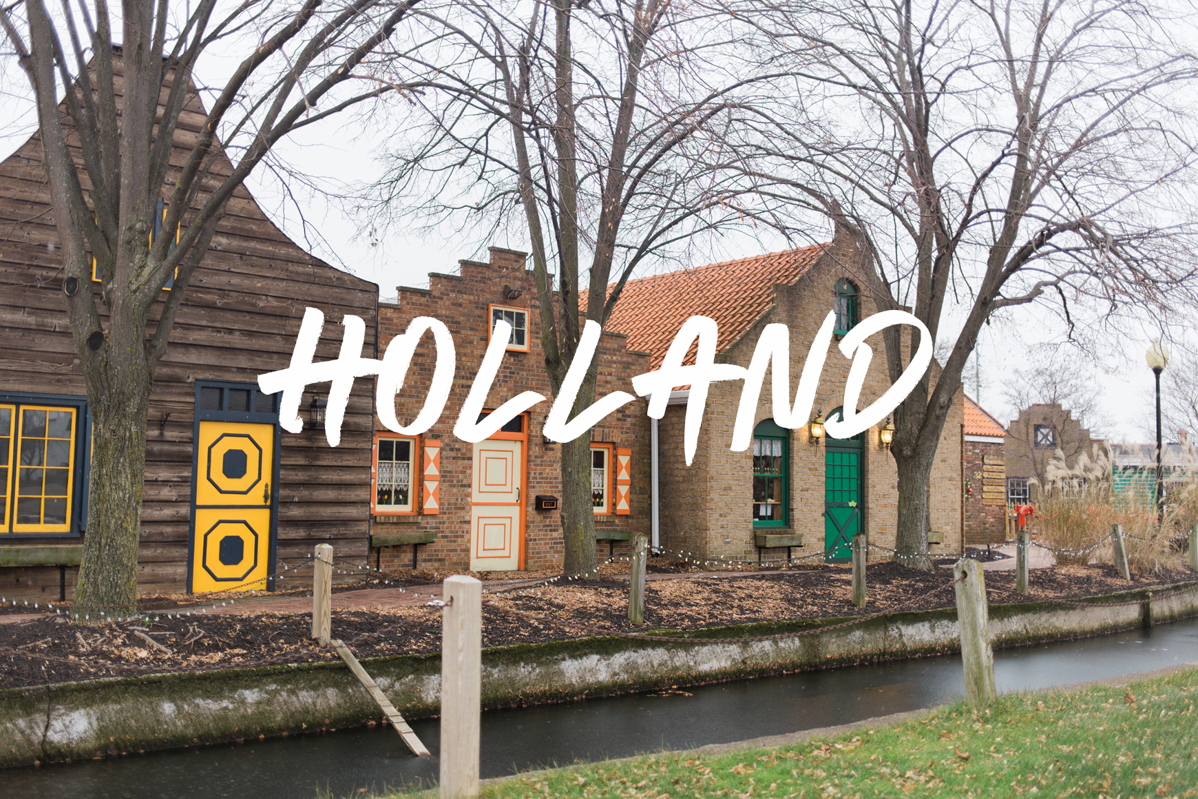 Dutch Villages, Holland/MI